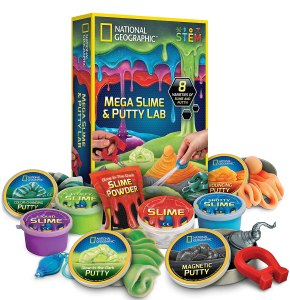 national geographic slime kit, best Christmas gifts