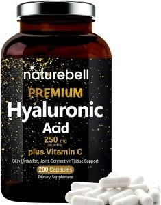 NatureBell hyaluronic acid supplements, hyaluronic acid benefits