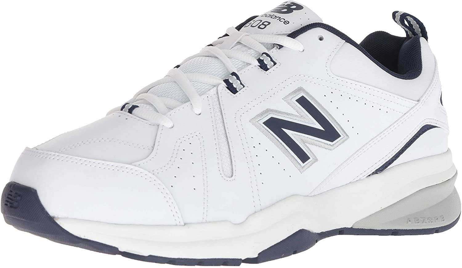 New Balance Men's 608 V5 Casual Comfort Cross Trainer sneaker; best shoes for wide feet