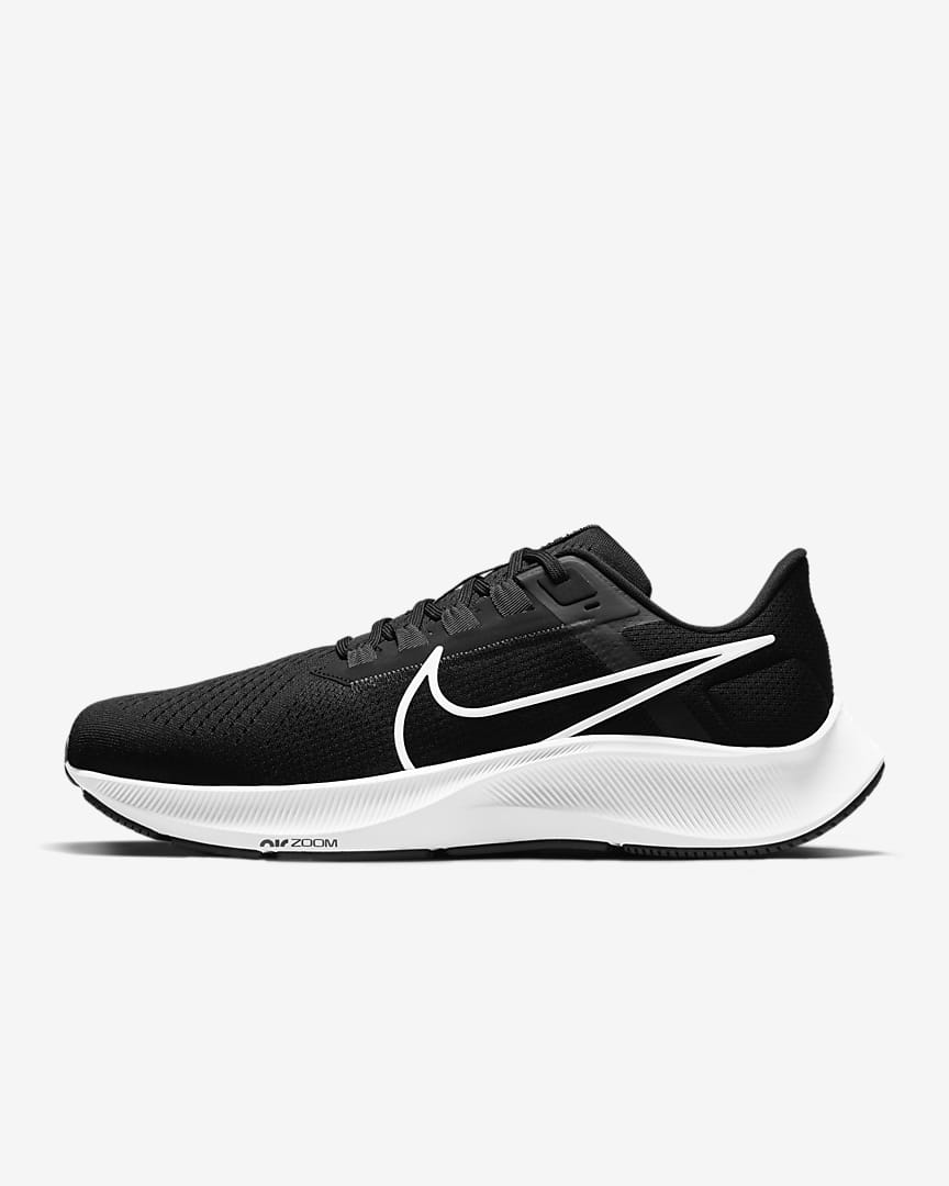 Nike Air Zoom Pegasus 38 Wide Fit Shoes; best shoes for wide feet