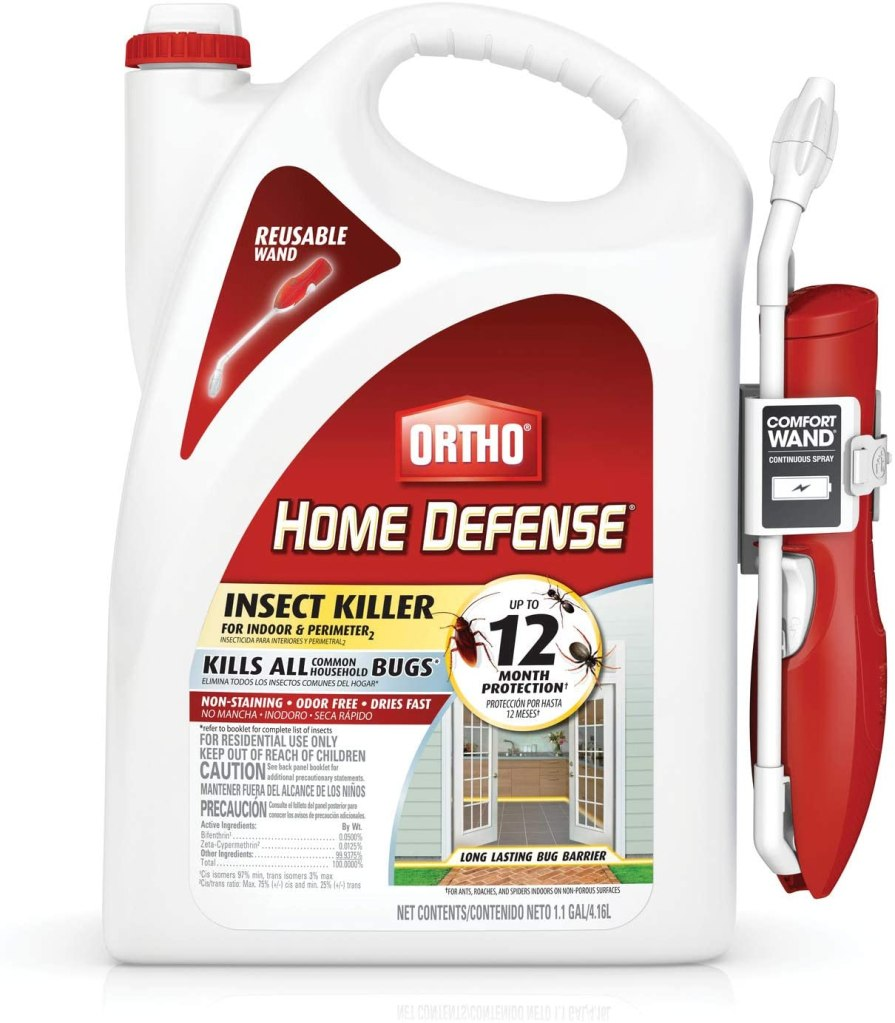 Ortho Home Defense Insect Killer for Indoor & Perimeter