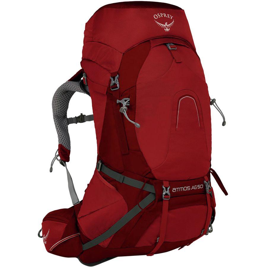 Osprey Packs Atmos AG 50L Backpack; best survival backpack