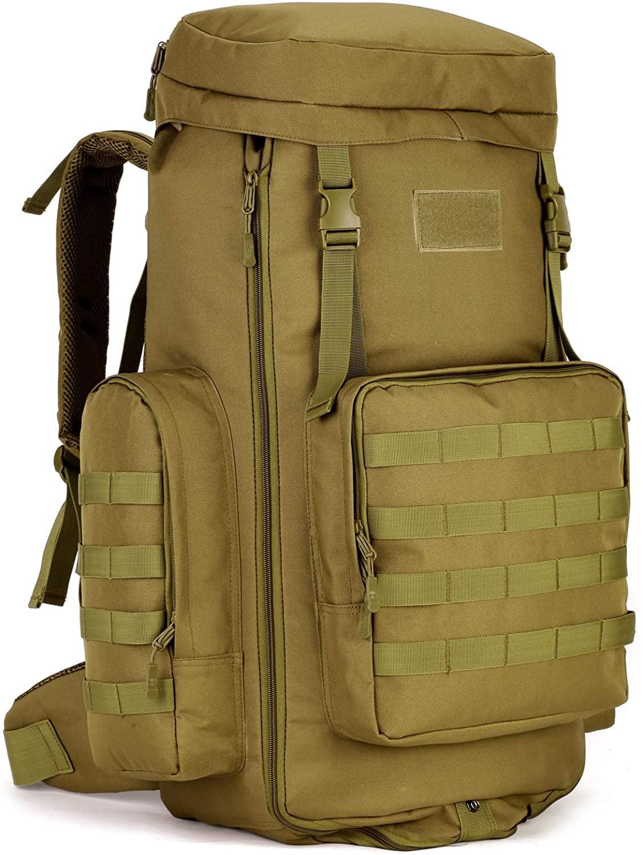 Outdoor Plus Backpacking Backpack; best survival backpack