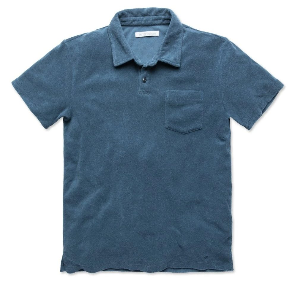 Outerknown Hightide Terry Polo
