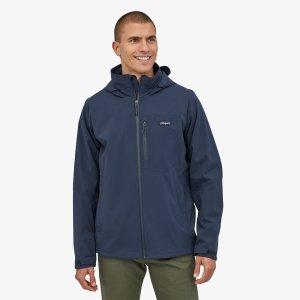 Patagonia quandary jacket, eco-friendly plastics