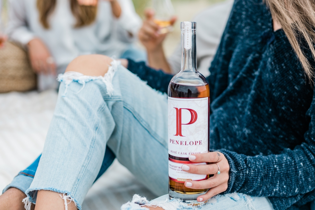 Penelope Bourbon lifestyle image