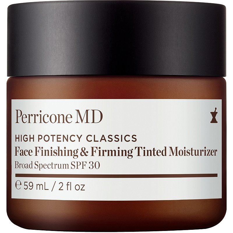 Perricone MD Face Finishing & Firming Tinted Moisturizer Broad Spectrum SPF 30, best tinted moisturizers