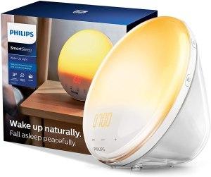 Philips SmartSleep wake-up light, best Christmas gifts