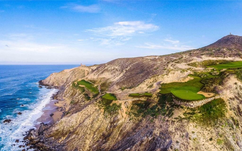 Pueblo Bonito Golf & Spa Resort golf course, Work from Paradise
