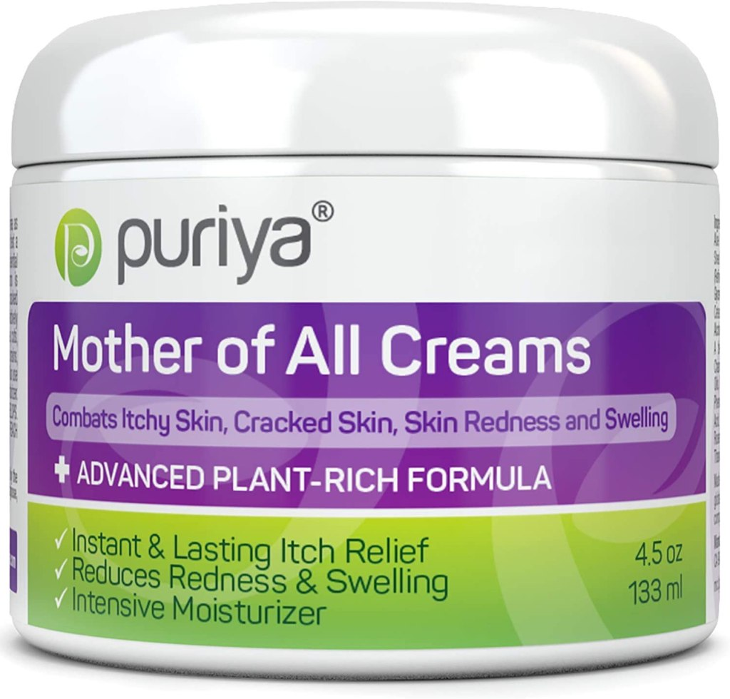 Puriya Mother of All Creams, best lotion for dry skin