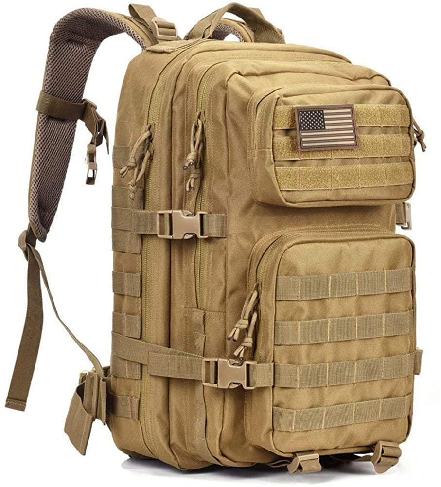 Reebow Gear Military Tactical Backpack; best survival backpack