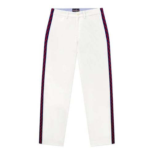 Rowing Blazers Zig-Zag Cotton Pants