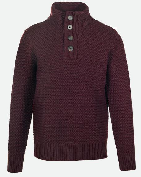 Schott-Wool-Blend-Pullover-Sweater