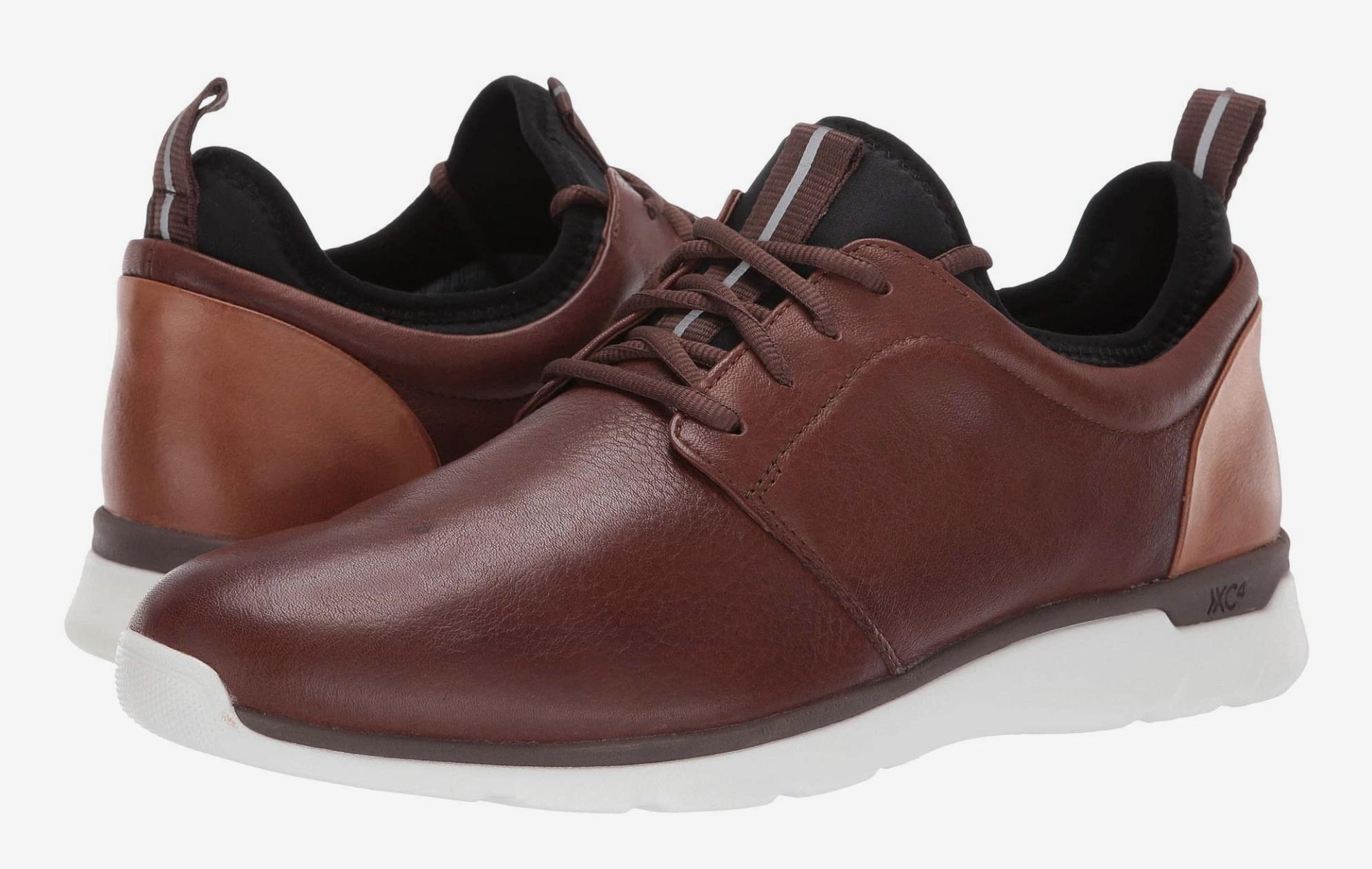 Johnston & Murphy Waterproof XC4® Casual Dress Plain Toe Sneaker