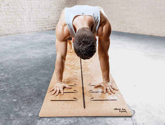 body by yoga cork non slip