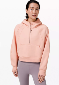 Lululemon oversized scuba hoodie, gifts for her