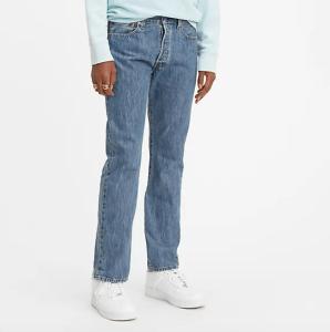 Levi's 501 original fit men's jeans, best dad jeans