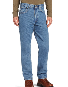 Carhartt Men's Relaxed Fit Tapered Leg Jean