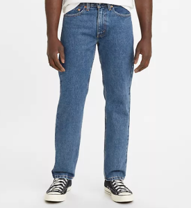 Levi's 505 Regular Fit Mens Jeans