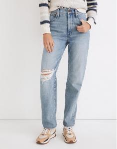 Perfect Vintage Straight Jean in Reinhart Wash
