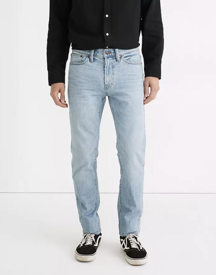 Slim Authentic Flex Jeans in Becklow Wash