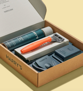 Harry's Truman shave set, best Christmas gifts