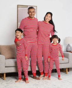 Matching Family christmas pajamas, best Christmas gifts