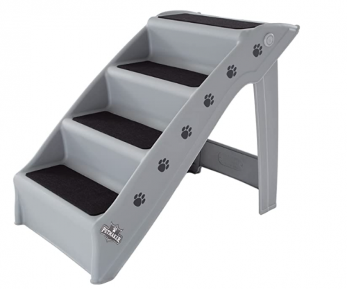Petmaker Plastic Folding Stairs, Best Dog Stairs