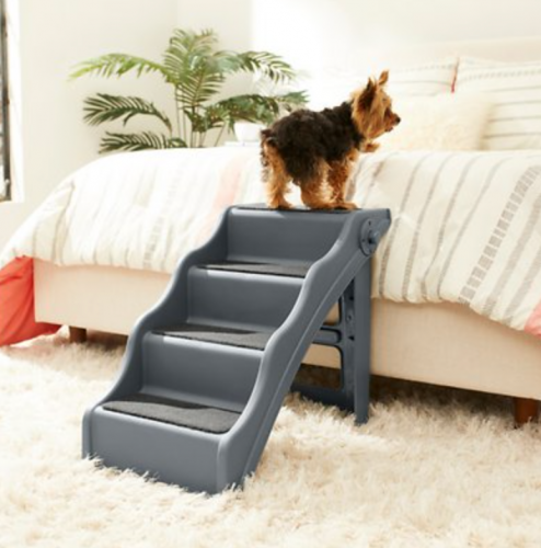 Frisco Foldable Nonslip Pet Stairs