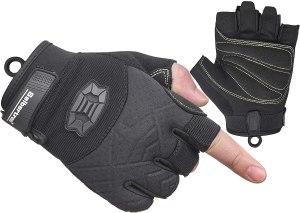climbing gloves seibertron half finger
