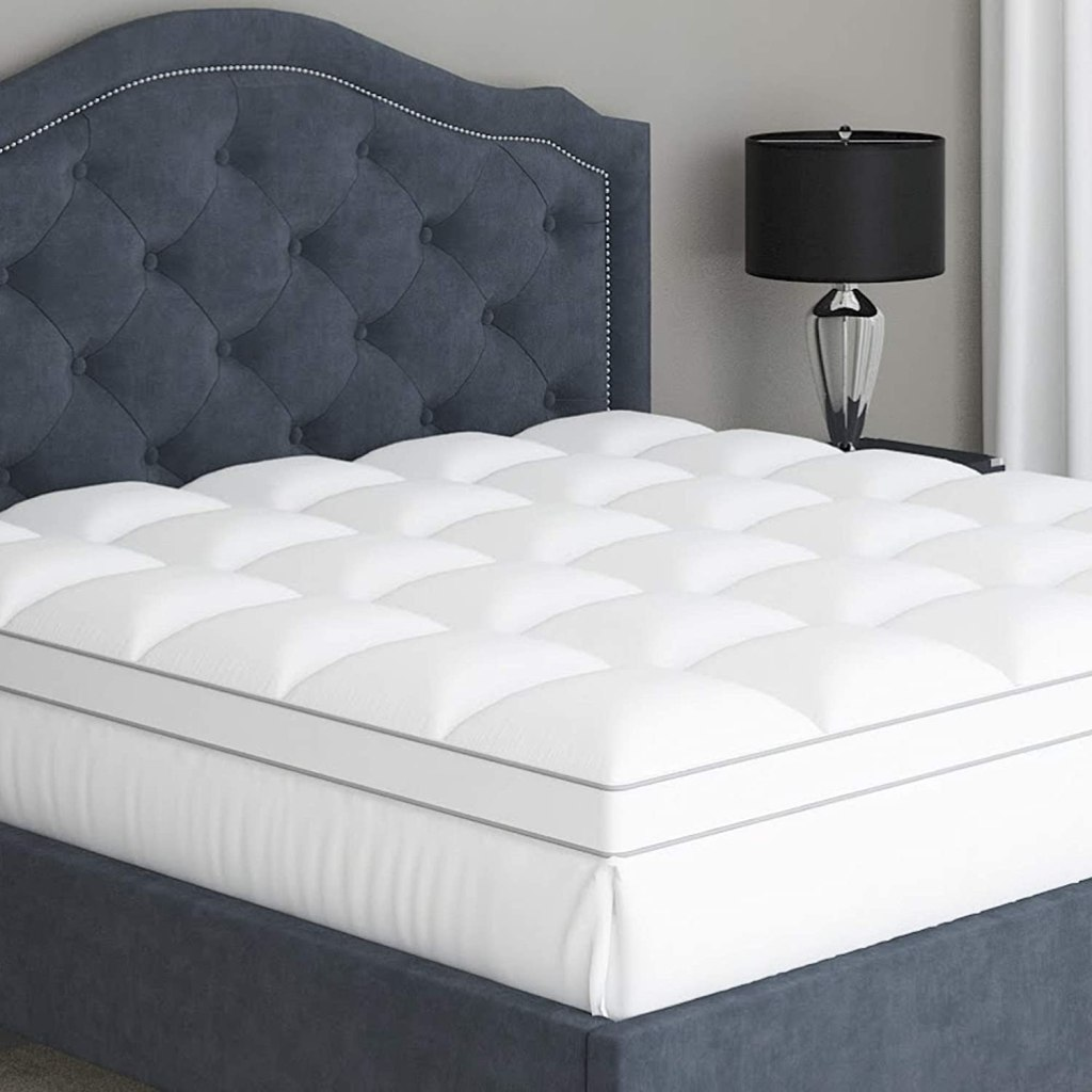 Sleep Mantra Mattress Topper
