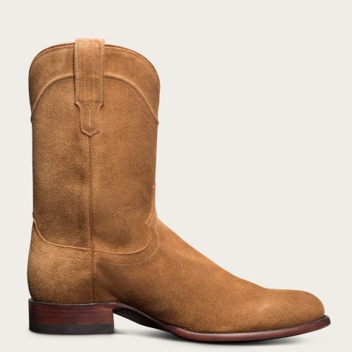 Tecovas The Shane Suede Roper Boot