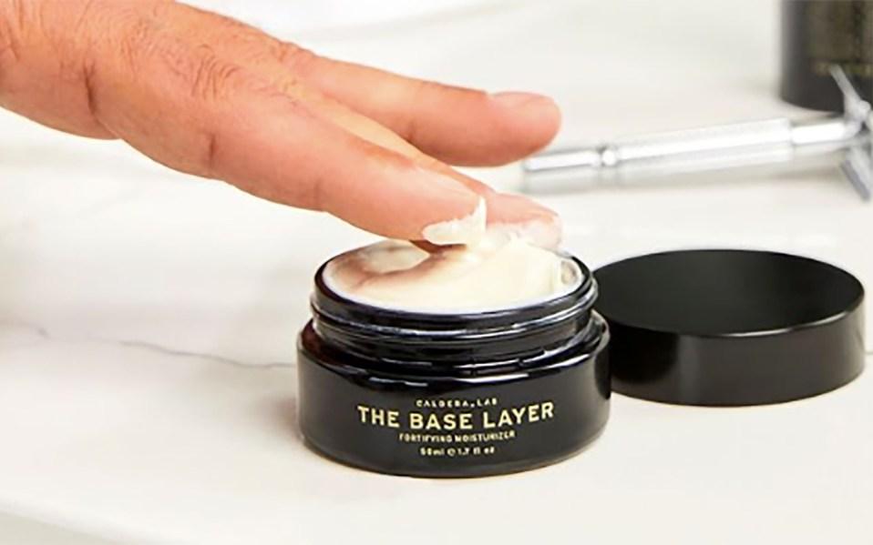 The Base Layer moisturizer