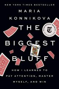 best poker books the biggest bluff and how i learned to pay attention