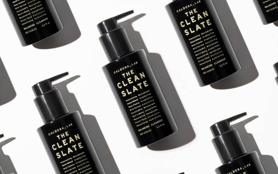 Caldera + Lab's Newest Cleanser is