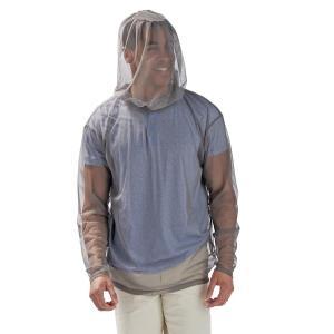 the full coverage mosquito blocking shirt hammacher