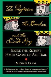 best poker books the professor the banker and the suicide king