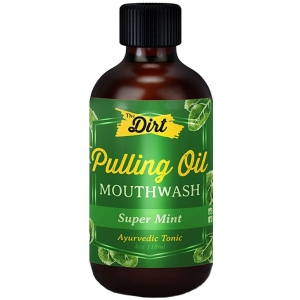 the dirt pulling oil