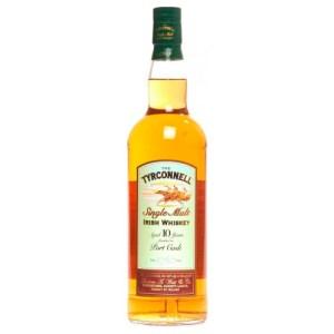 The Tyrconnell Single Malt Whiskey