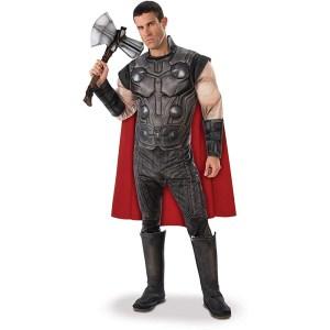 Thor costume, Marvel Halloween costumes