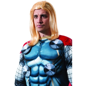 Thor wig, Marvel Halloween costumes