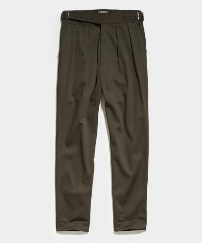 Todd Snyder Italian Cotton Gurkha Trousers