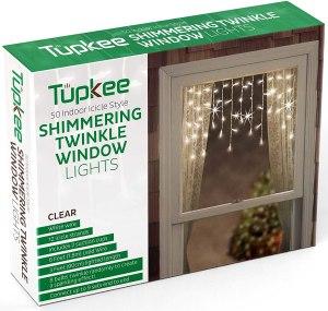 christmas window lights tupkee twinkle