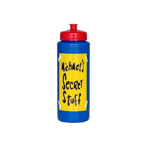 Space Jam Michael's Secret Stuff Water Bottle