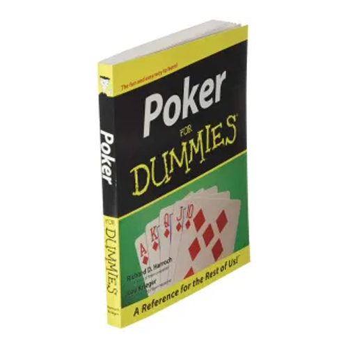 best poker books poker for dummies