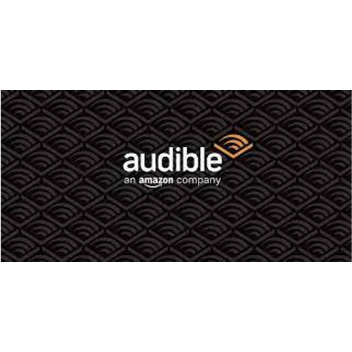 best virtual gifts - audible credits