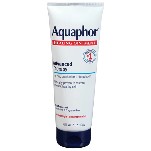 Aquaphor Healing Ointment, best lotion for dry skin