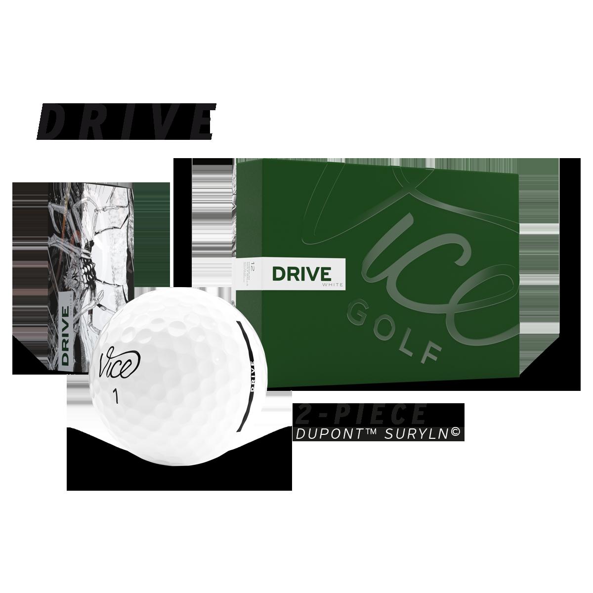 Vice Golf Drive Golf Ball