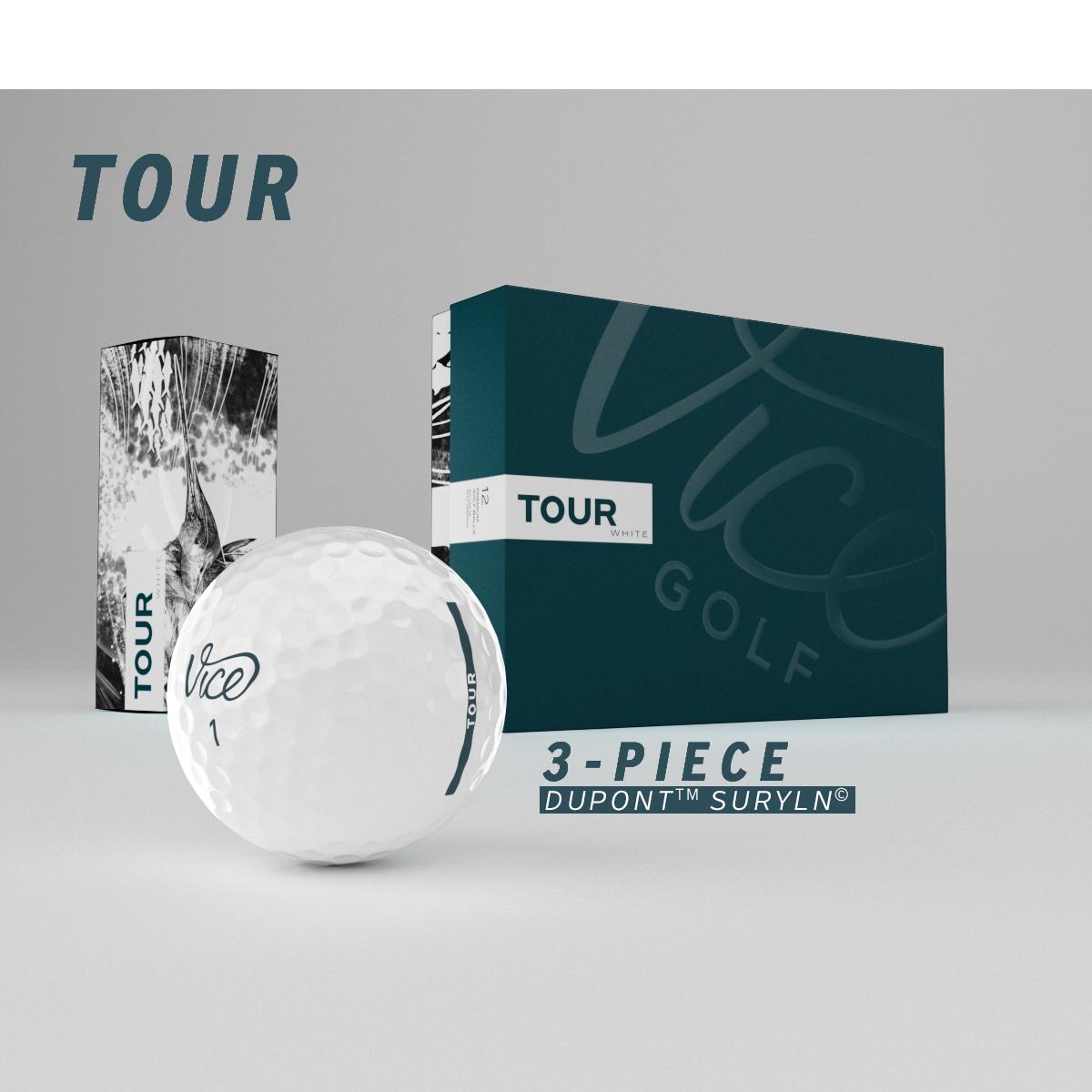 Vice Golf Tour Golf Ball