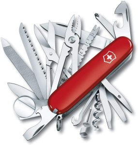 best swiss army knife victorinox swisschamp